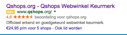 website reviews van qshops