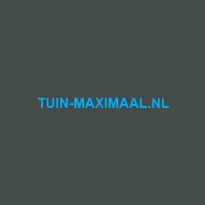 www.tuin-maximaal.nl